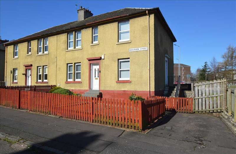 2 Bedrooms Apartment Flat for sale in Shawburn Street, Hamilton