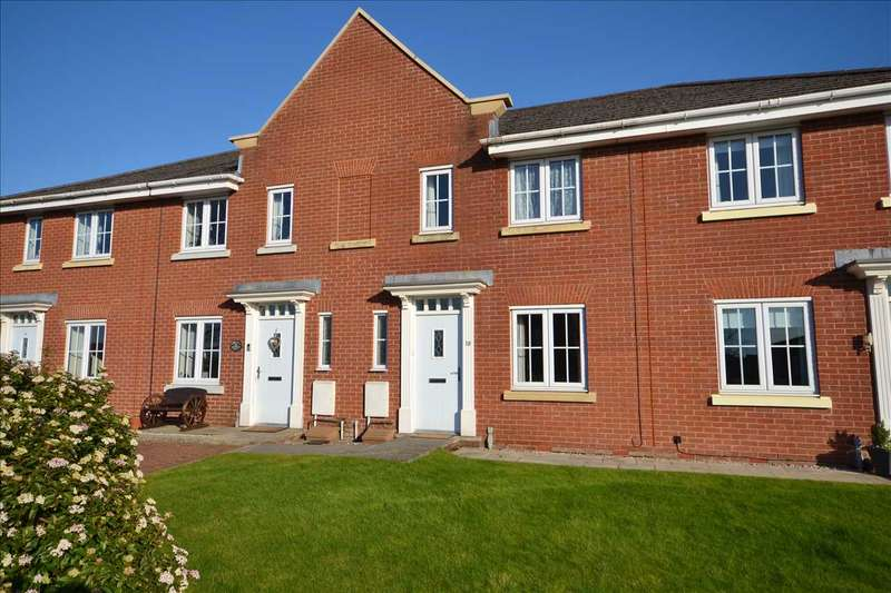 3 Bedrooms Mews House for sale in Ashwood Court, Gillibrand North, Chorley
