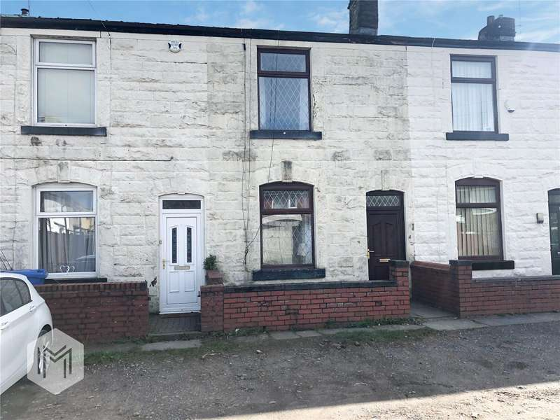2 Bedrooms Terraced House for sale in Newport Street, Tottington, Bury, Greater Manchester, BL8