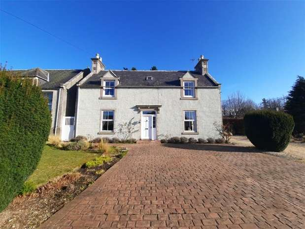 3 Bedrooms Detached House for sale in Bin Avenue, Cairnie, Huntly