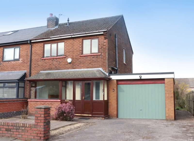 3 Bedrooms Semi Detached House for sale in Latham Road, Blackrod, Greater Manchester, BL6