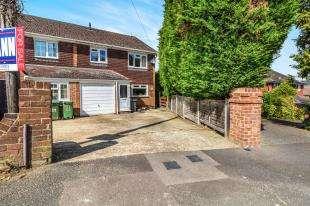 4 Bedrooms Semi Detached House for sale in Heathfield Close, Penenden Heath, Maidstone, Kent