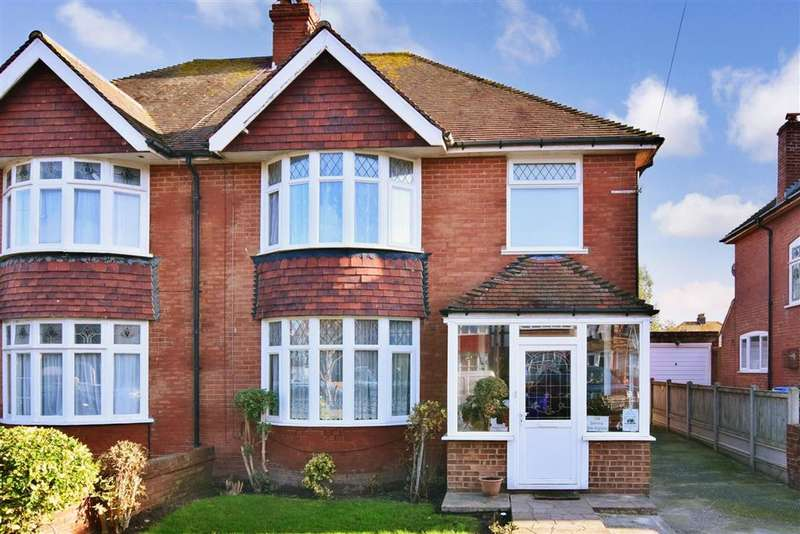 3 Bedrooms Semi Detached House for sale in Argyle Avenue, , Margate, Kent