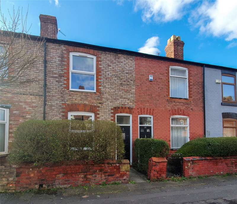 2 Bedrooms Terraced House for sale in Hill Street, Withington, Manchester, M20