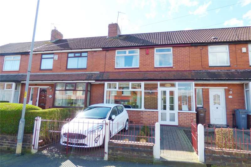 3 Bedrooms Terraced House for sale in Lisburn Road, Moston, Manchester, M40