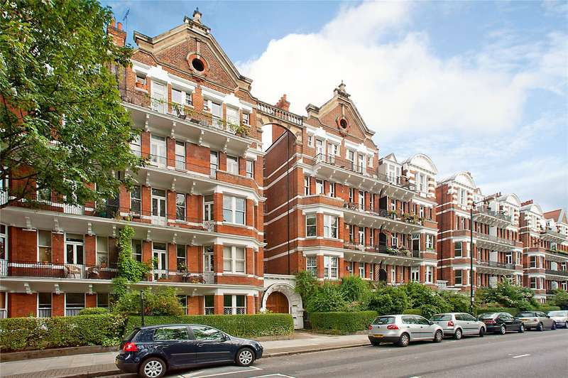 4 Bedrooms Flat for sale in Prince of Wales Mansions, Prince of Wales Drive, London, SW11