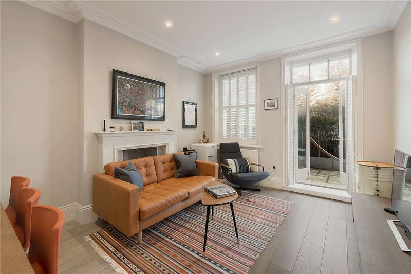 2 Bedrooms Flat for sale in Primrose Mansions, Prince Of Wales Drive, Battersea, London, SW11