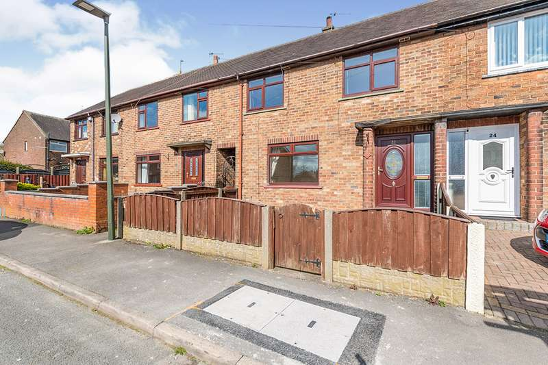 3 Bedrooms House for sale in Inward Drive, Shevington, Wigan, Greater Manchester, WN6