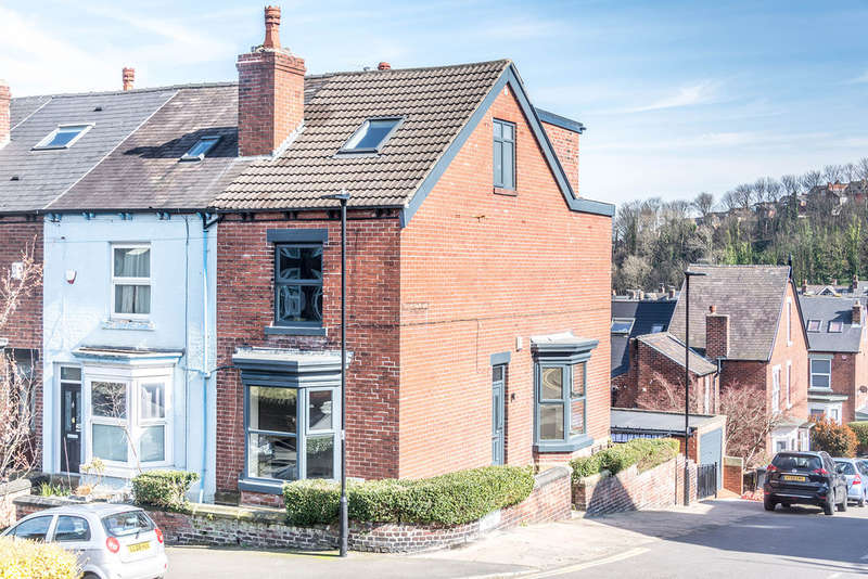 4 Bedrooms End Of Terrace House for sale in Carrington Road, Ecclesall
