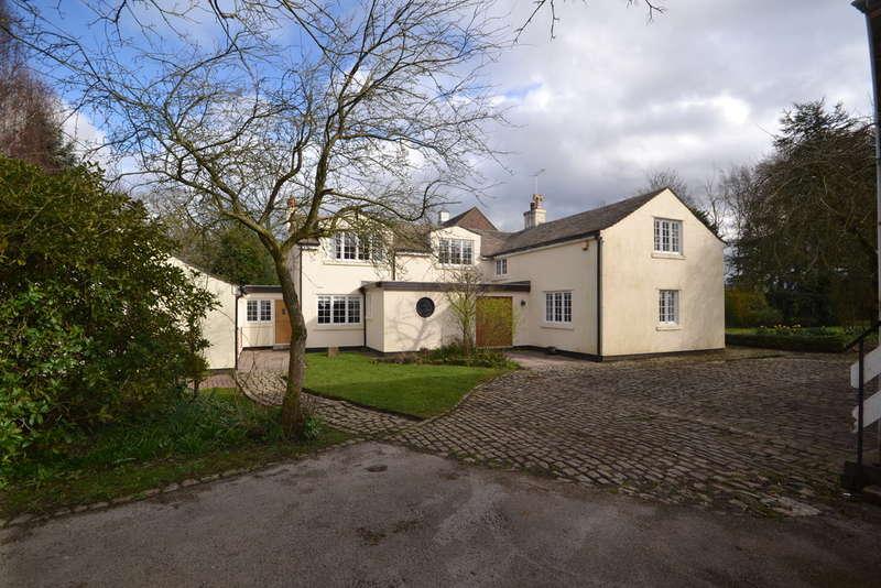 5 Bedrooms Cottage House for sale in Cranes Lane, Lathom, Ormskirk, L40