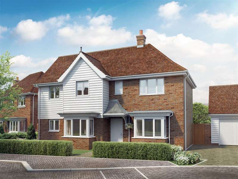 4 Bedrooms Detached House for sale in The Sorrel, Radstone Gate, Thorn Lane, Stelling Minnis