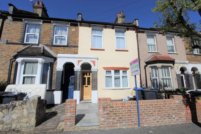 3 Bedrooms Terraced House for sale in Dundee Road, South Norwood, SE25