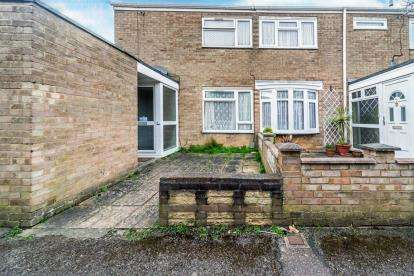 2 Bedrooms End Of Terrace House for sale in Ely Close, Stevenage, Hertfordshire, England