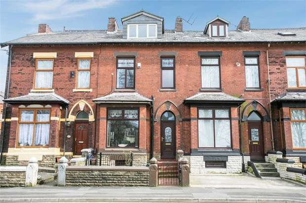 5 Bedrooms Terraced House for sale in Frederick Street, Oldham, Lancashire