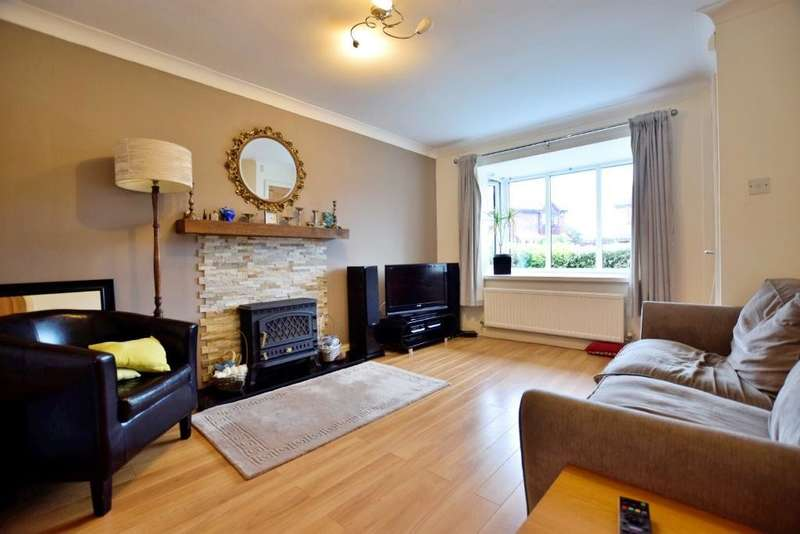3 Bedrooms Detached House for sale in Bluebell Close, Thornton-Cleveleys