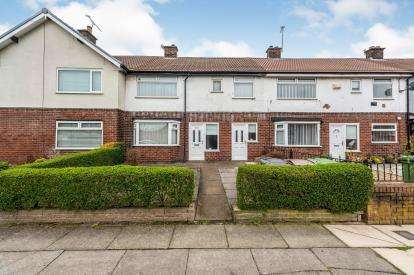 3 Bedrooms Terraced House for sale in Moorhey Road, Maghull, Liverpool, Merseyside, L31