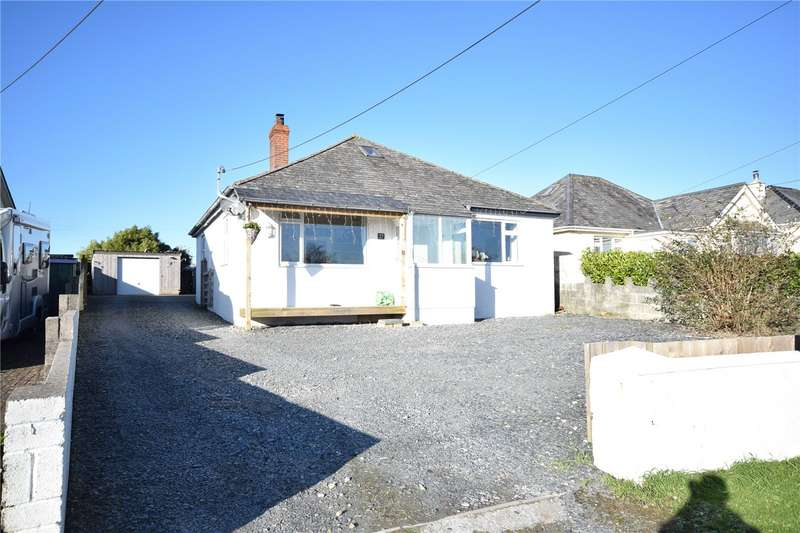 3 Bedrooms Detached Bungalow for sale in Rockhead Street, Delabole, Cornwall, PL33