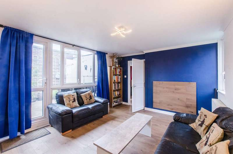 3 Bedrooms Maisonette Flat for sale in Andrews Walk, Kennington, SE17