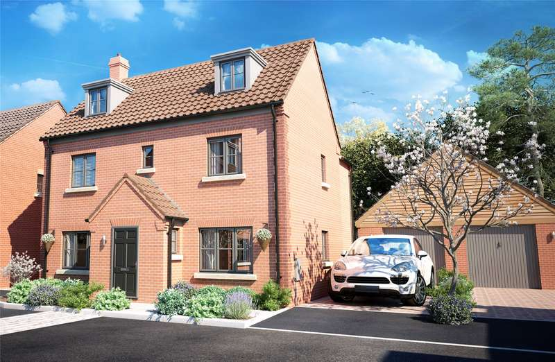 5 Bedrooms Detached House for sale in Plot 12, The Jam Factory, Easterton, Devizes, Wiltshire, SN10