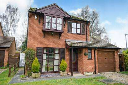 3 Bedrooms Detached House for sale in Chippendale Road, Lincoln, Lincolnshire