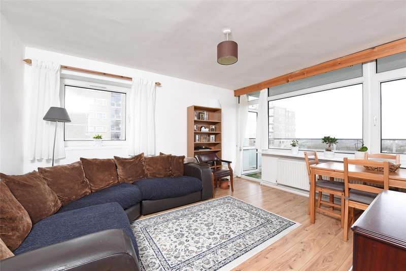 2 Bedrooms Apartment Flat for sale in Eashing Point, Wanborough Drive, London, SW15