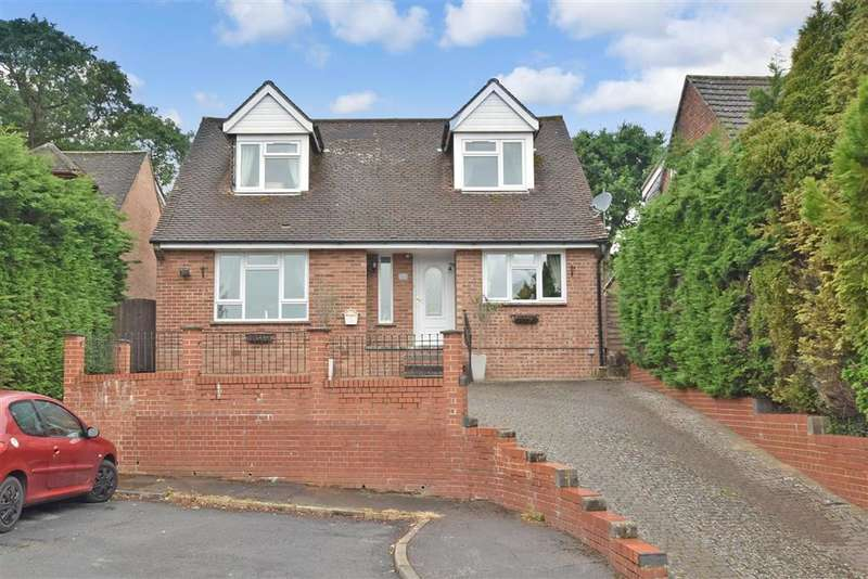 4 Bedrooms Detached House for sale in Woodbury Grove, , Waterlooville, Hampshire