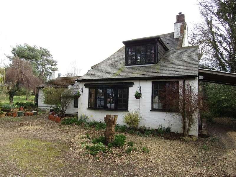 3 Bedrooms Detached House for sale in Gainsborough Road, Knaith, Gainsborough, DN21 5PE