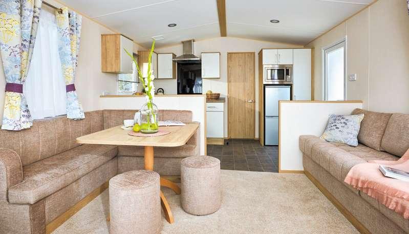 2 Bedrooms Caravan Mobile Home for sale in Pendyffryn Hall Holiday Park, Conwy