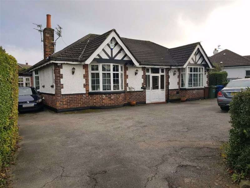 4 Bedrooms Detached Bungalow for sale in Styal Road, Heald Green