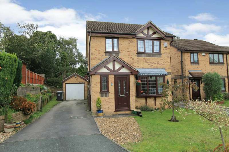 3 Bedrooms Detached House for sale in Brookfield, Haslington, Crewe, CW1