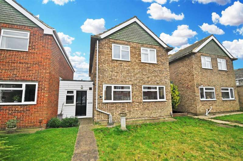 3 Bedrooms Detached House for sale in Smarden Walk, Rainham, Gillingham