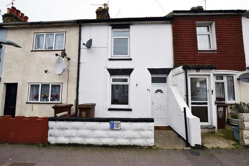 3 Bedrooms Terraced House for sale in Victoria Street, Gillingham