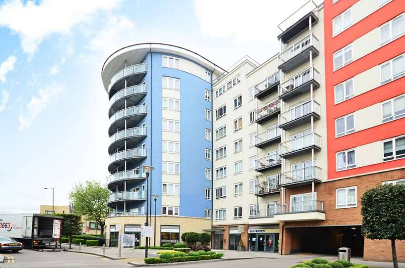 3 Bedrooms Flat for sale in Arctic House, Beaufort Park