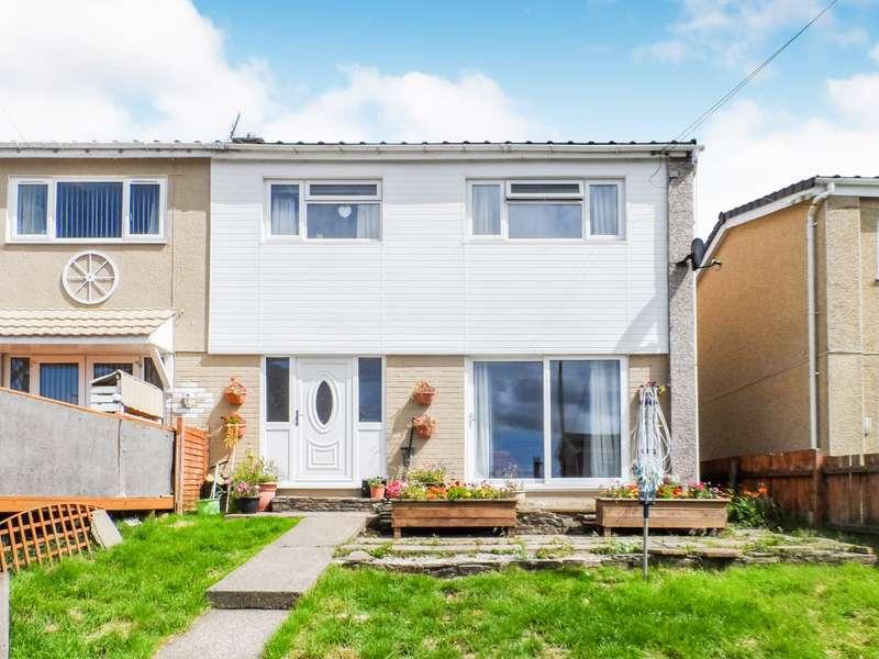 2 Bedrooms End Of Terrace House for sale in Elm Court, Newbridge, Newport, NP11