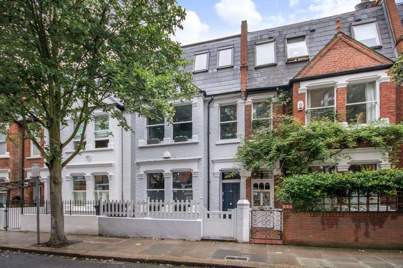 5 Bedrooms House for sale in Kingwood Road, Munster Village, SW6