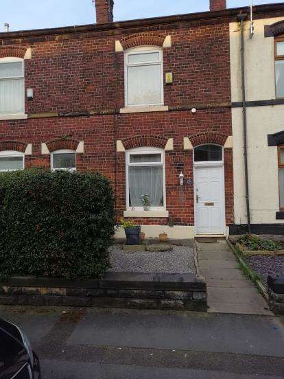 2 Bedrooms Terraced House for sale in Horne Street, Parkhills, Bury, Greater Manchester, BL9