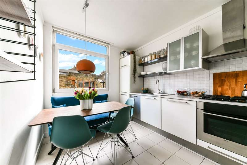 1 Bedroom Mews House for sale in Murray Mews, London, NW1