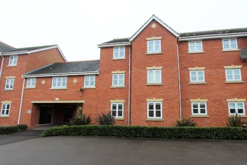 2 Bedrooms Flat for sale in Shipman Road, Braunstone, LE3