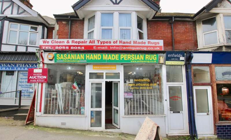 Land Commercial for sale in Cobden Avenue, The Triangle, Southampton, Hampshire, SO18 1FZ