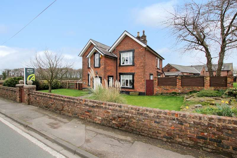 3 Bedrooms Farm House Character Property for sale in Gorsey Lane, Bold, St Helens, WA9