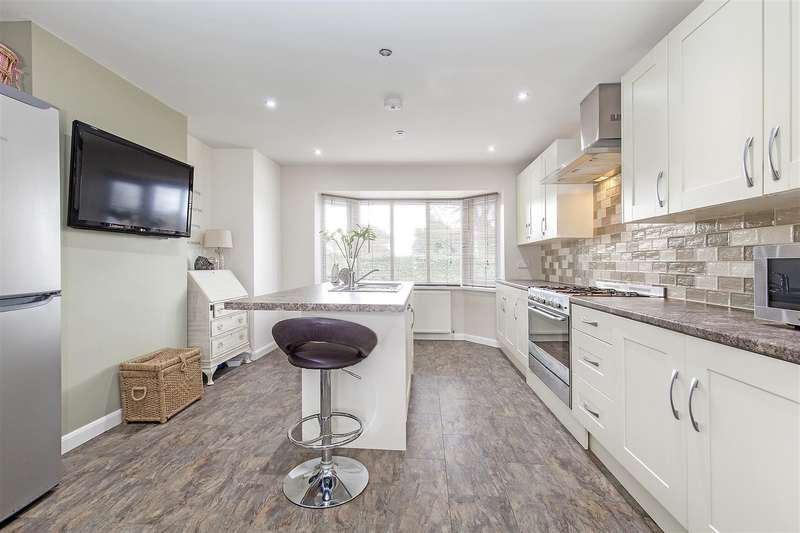 5 Bedrooms Detached House for sale in Central Drive, Wingerworth, Chesterfield
