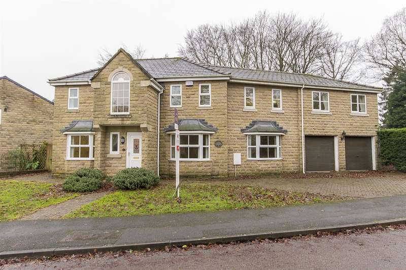 6 Bedrooms Detached House for sale in Oakfield Avenue, Brampton, Chesterfield
