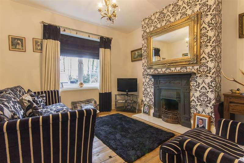3 Bedrooms Cottage House for sale in Rock Lane, Sutton Scarsdale, Chesterfield