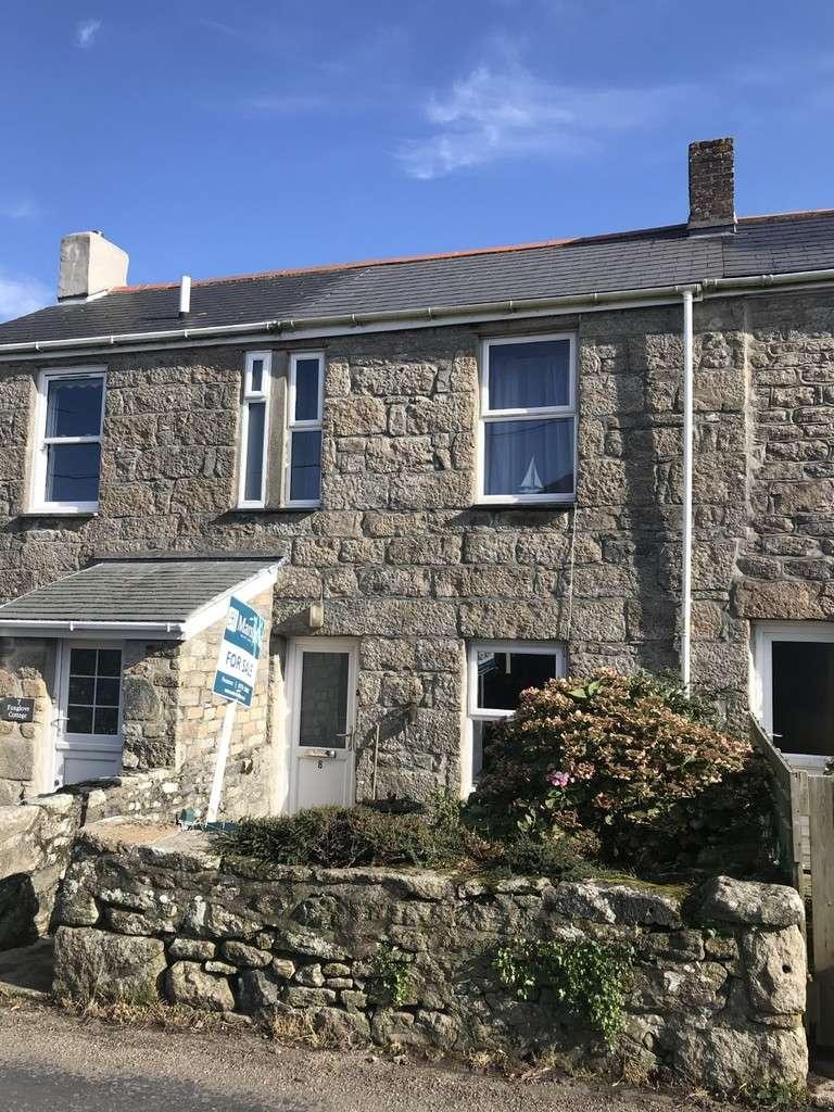 2 Bedrooms Terraced House for sale in Portherras Cross, Pendeen