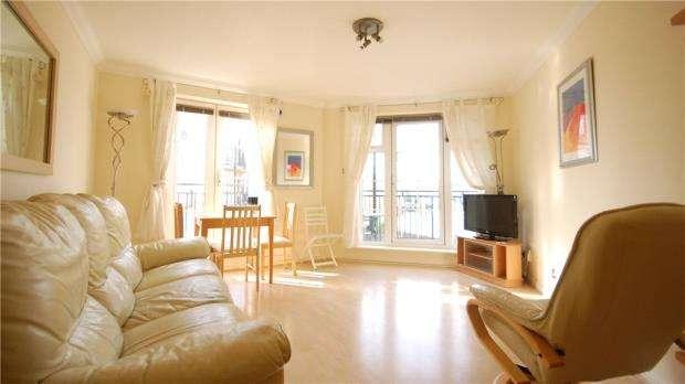2 Bedrooms Apartment Flat for sale in Regents Riverside, Brigham Road, Reading