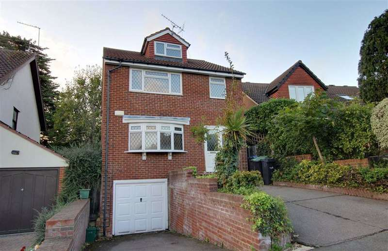 4 Bedrooms House for sale in Postern Green, Enfield, Middlesex
