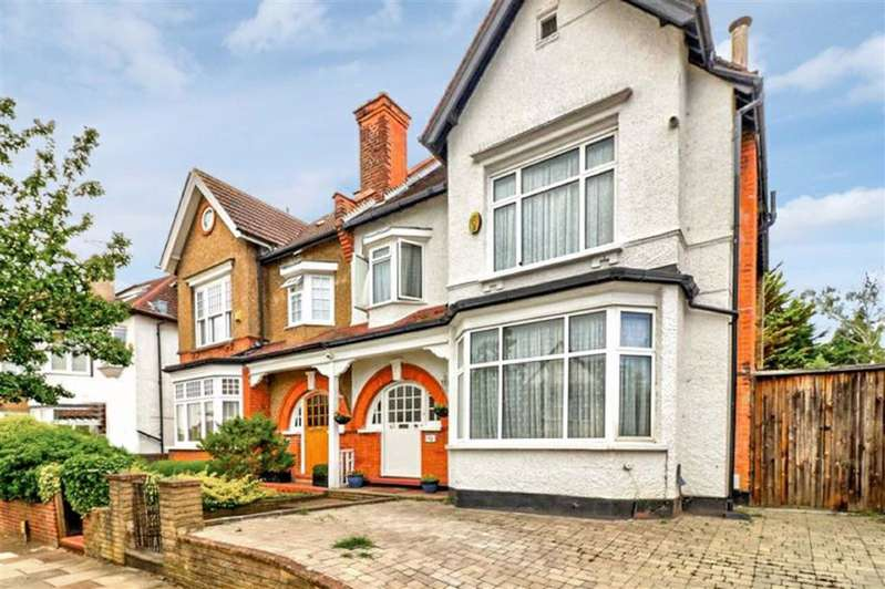 5 Bedrooms House for sale in Bedford Avenue, High Barnet, Hertfordshire