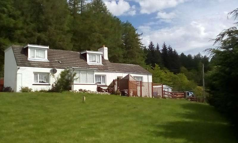 3 Bedrooms Detached House for sale in Invergordon, Highland, IV18