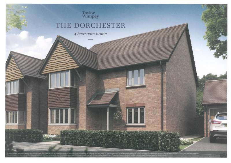 4 Bedrooms Detached House for sale in Wragg Drive, Exmouth