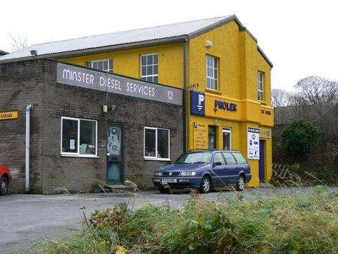 Commercial Property for sale in Merlins Bridge, Haverfordwest